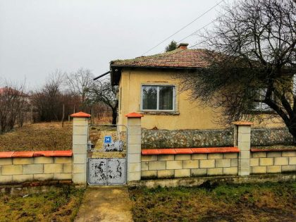 2 bed 1 bath single storey house just 8 km to the coastal town of Balchik