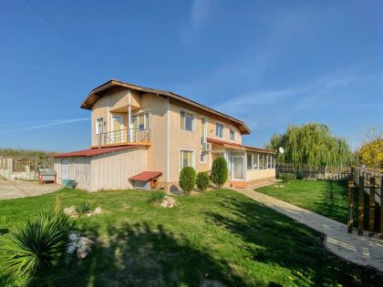 Stunning 4 bed 2 bath detached house with own 3500 sq.m. garden. 5 min drive to General Toshevo, 30 min drive to beaches
