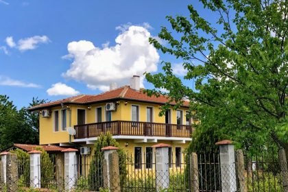 Beautiful 3-bed 2-bath house with lovely countryside views, in excellent village by Balchik