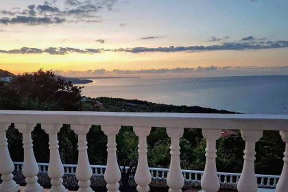 Stunning sea-view villa with pool – 3-bed 2-bath, fully furnished, large panoramic terraces