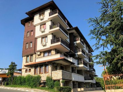 Wonderful 2 bed apartment 50m from the beach in St. Vlas