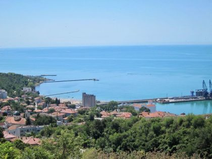 * Sold * House in Balchik with stunning sew views, 2/3 bed, 2 bath