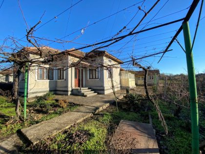 * Sold * Bargain: 3 bedroom house near Toshevo. Great condition, redone roof, 1750m garden