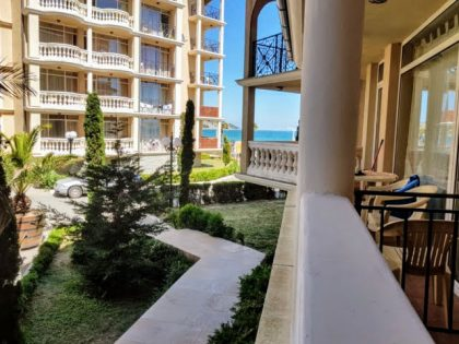 1 bed apartment by the beach in Atrium, Elenite (near Sunny Beach)