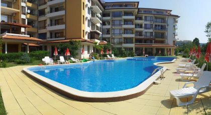 1 bedroom apartment in Diamond Bay, Sunny Beach