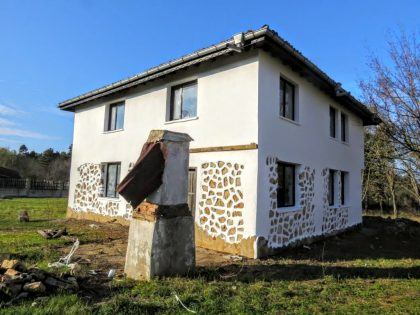 New built 3 bedroom character property outside Dobrich city, 20min to Albena