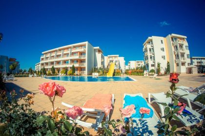 35m² studio for sale in Nessebar Fort, Sunny Beach