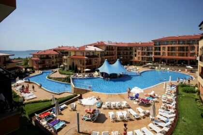 Studio for sale in Panorama Dreams, St. Vlas