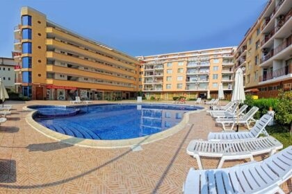 2-bed apartment in Sunny Day 2 – by Cacao Beach, Sunny Beach