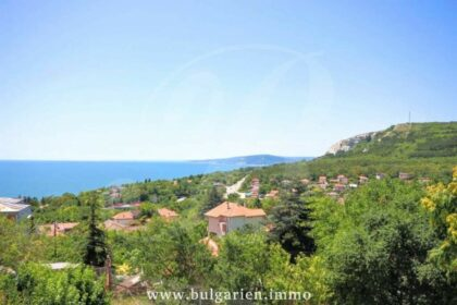 €30,000 Sea-view: Plot of land with building permission