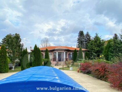 Lovely 3-bed house with pool, just 7km from beach
