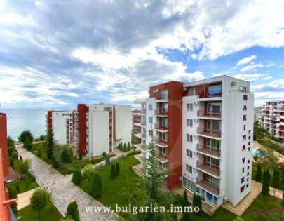 1-bed apartment with sea-view in Panorama Fort (Vlas)