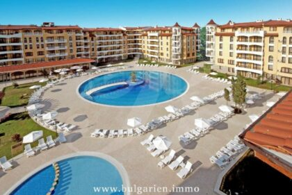 1-bedroom apartment in Royal Sun, Sunny Beach – 5 minutes from the beach