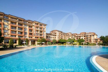 113sqm 2-bed apartment 350m from the beach in Magic Dreams, St. Vlas (Buy in installments)
