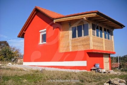 Holiday villa with sea-view, near beach between Varna and Golden Sands
