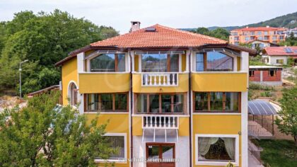 Three-storey house near St. Constantine in Varna