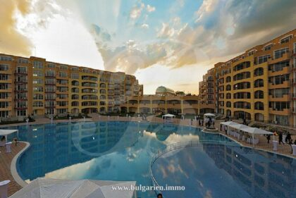 Bargain apartment by the beach in Aheloy – Midia Grand Resort