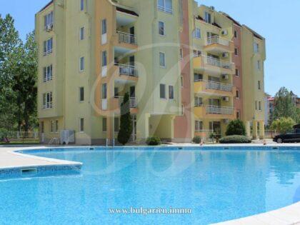 One-bedroom apartment near the center of Sunny Beach – Sea Dreams