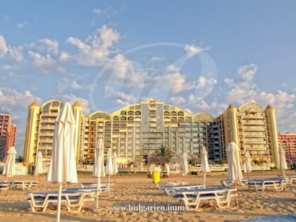 1-bed apartment by the beach for sale in Victoria Residence