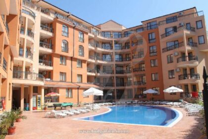 Bargain 1-bed apartment in Efir 2, Sunny Beach