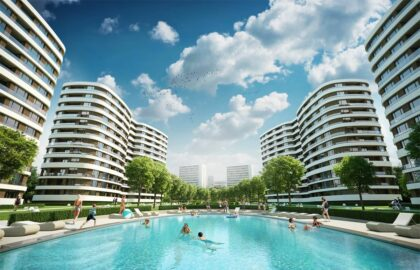 New 2-bed apartment in downtown Varna in a fantastic complex