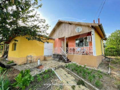 Small affordable property in great condition near Dobrich
