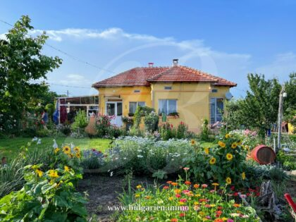 Ready to move in 2-bed bungalow near Dobrich