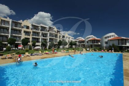 One-bed sea-view apartment for sale in Diamond, Vlas