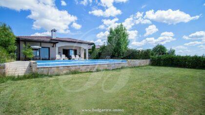 Luxurious villa overlooking the sea in BlackSeaRama