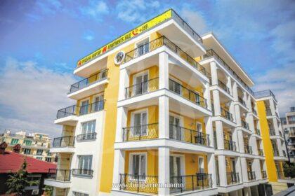 112 sq.m. apartment with excellent sea-view in Villa Grand – St. Vlas