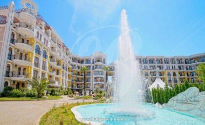 Bargain: Spacious Luxury Apartment in Harmony Suites, Sunny Beach